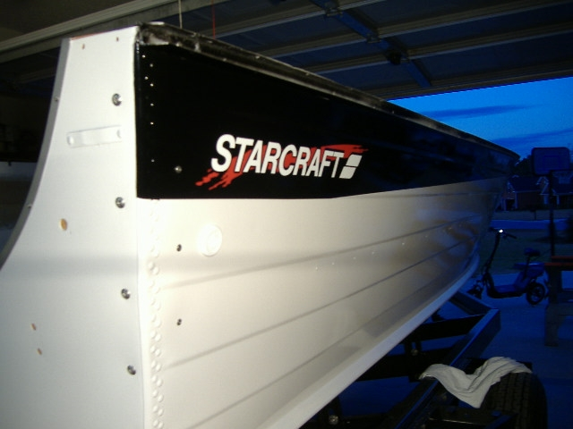 Bayliner Decals Decal For His Starcraftthe Trailer Is Next - Bayliner boat decalsgraphics forbayliner boat decals and graphics www